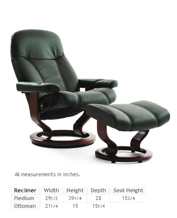 Stressless Consul - Medium