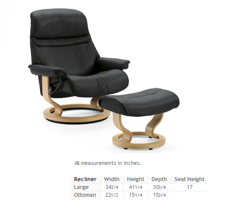Stressless Sunrise - Large