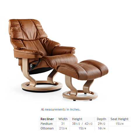 Stressless Reno - Medium