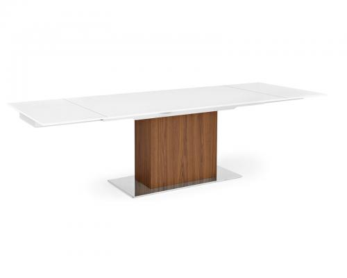Park Glass Extension Table